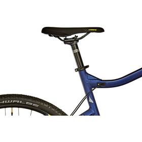 HAIBIKE SDURO Cross 7.0 blue/yellow/silver matte